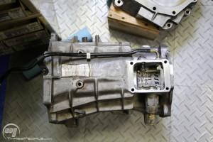 Three Pedals T56 - mid case