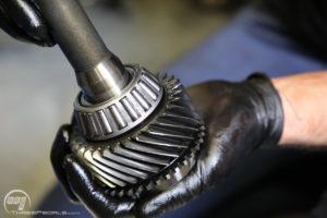 Three Pedals T56 - the culprit input shaft bearing