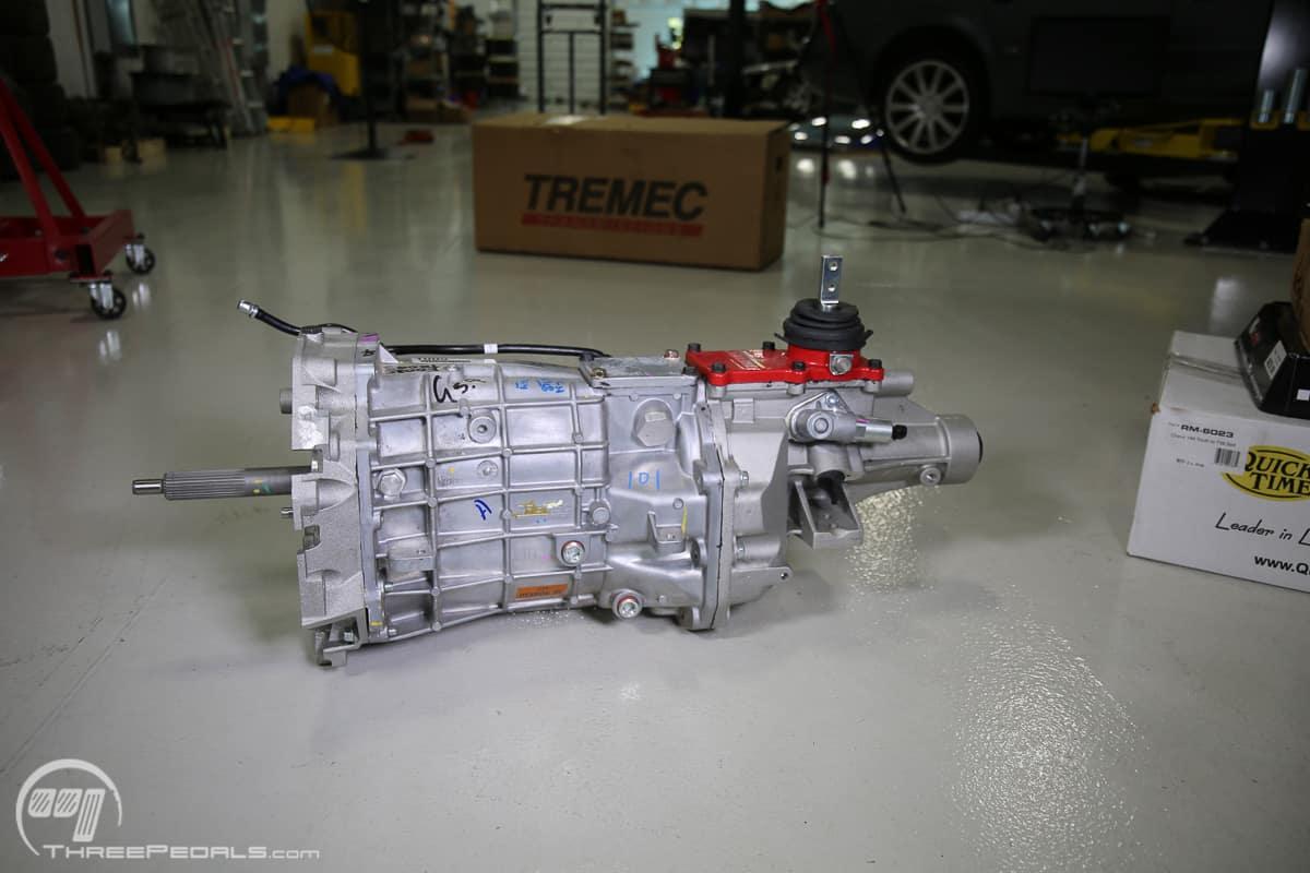 t56 6 speed manual transmission