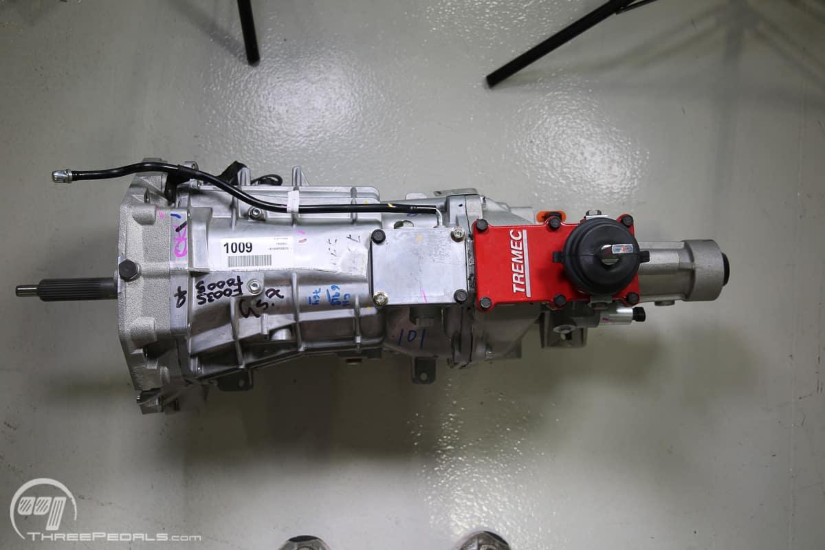 T56 Magnum 6 Speed Transmission | Three Pedals
