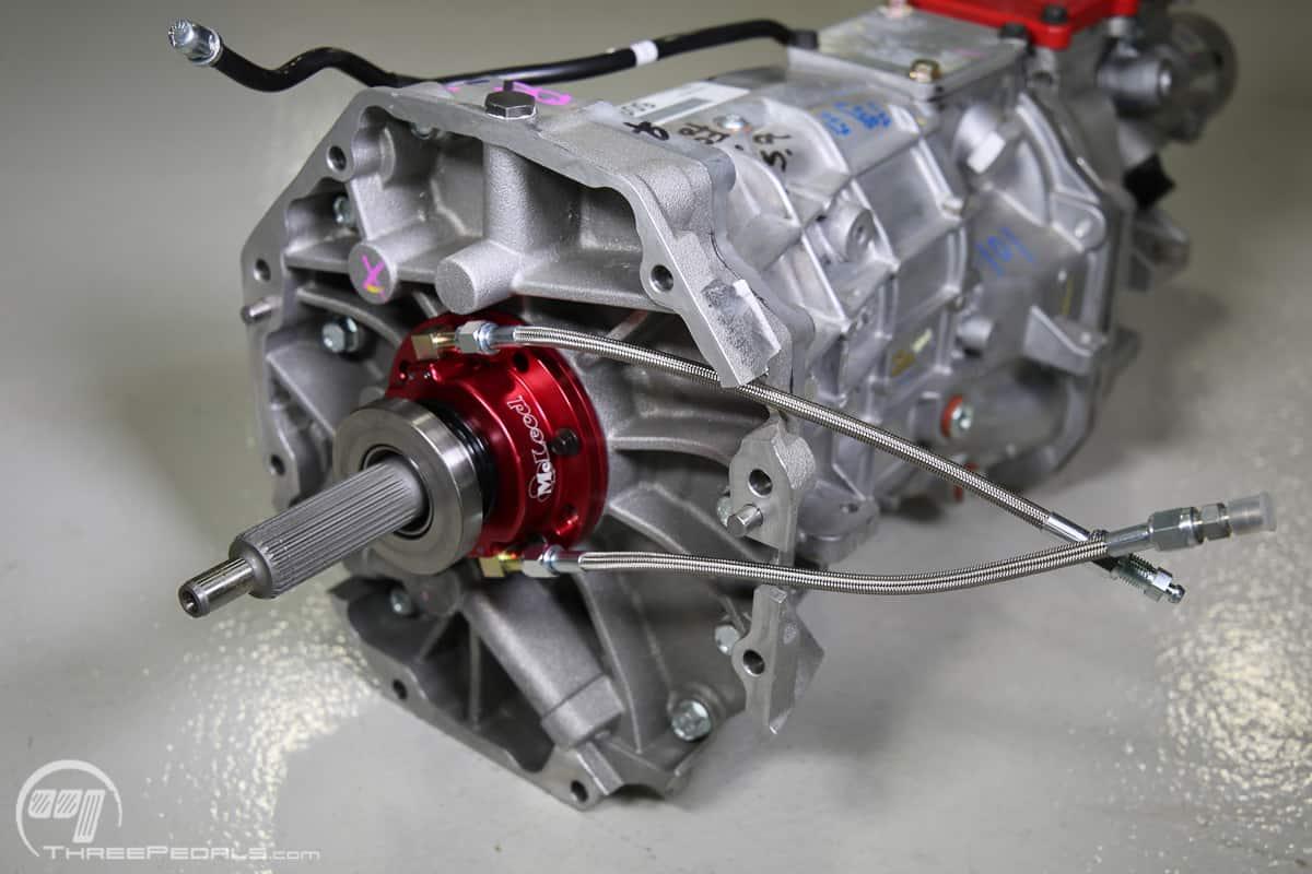 T56 Magnum 6 Speed Transmission Ford Close Ratio Three