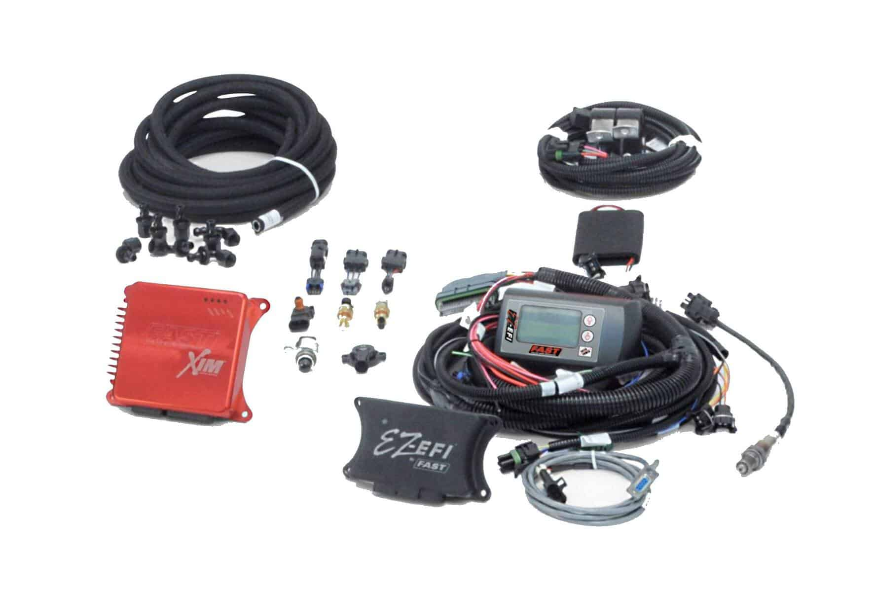 FAST LS EZ EFI with XIM Ignition Controller | Three Pedals