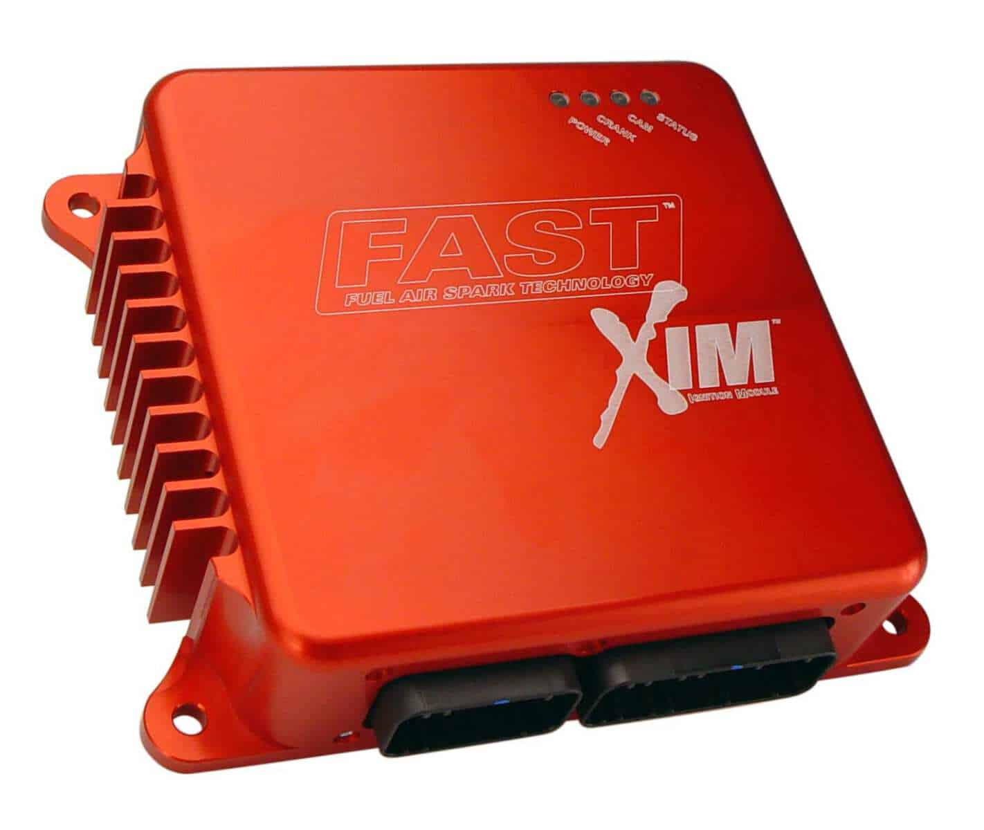 FAST The XIM controls ignition timing on coil per cylinder and waste spark  ignition