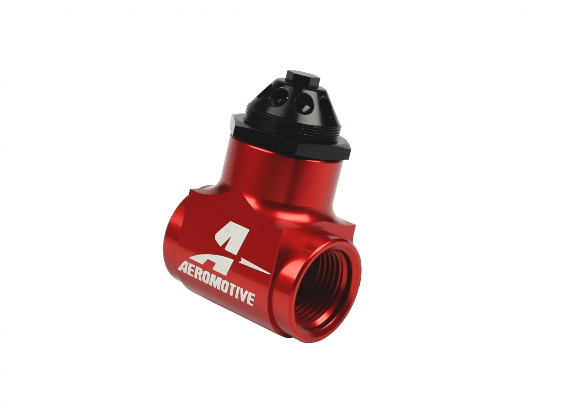 Fuel Systems For Blowers : Aeromotive fuel system vacuum regulator three pedals
