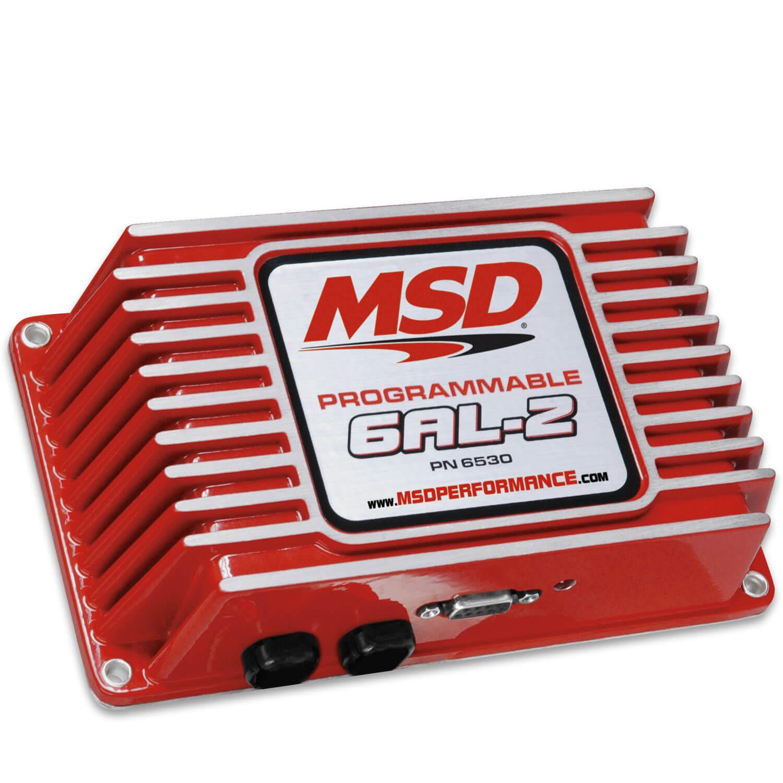 Msd Digital Programmable 6al