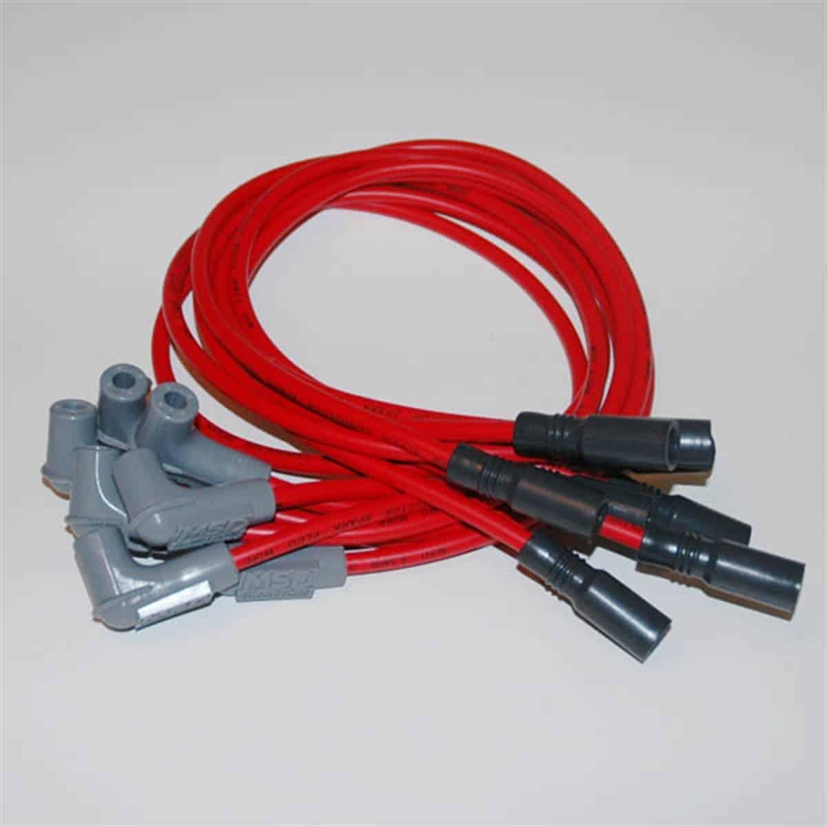 Corvette Lt1 Swap: MSD Wire Set; Super Conductor; Chevy Corvette; LT1; V8; 92