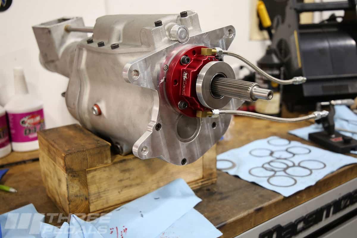 McLeod 1302 Hydraulic Throwout Bearing