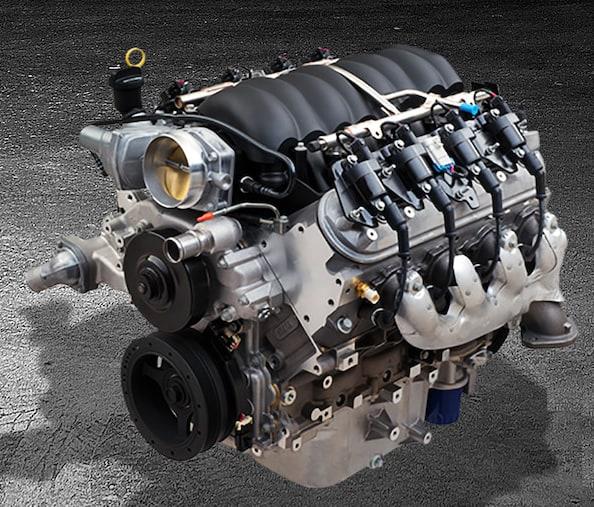 ls  gen iv  rod engine manual transmission  pedals